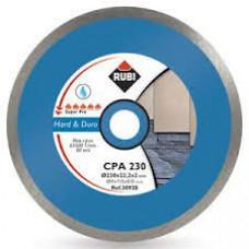 Диск алмазный RUBI CPA-250 SUPERPRO 30929
