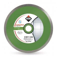 Диск алмазный RUBI CEV-230 SUPERPRO 30948