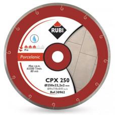 Диск алмазный RUBI CPX-250 PRO 30962